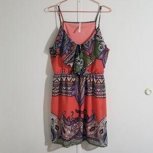 Hello Miss Boutique Zipper Dress